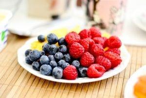 Bild vom richtigen Hirndoping mit gesunden Nahrungsmitteln