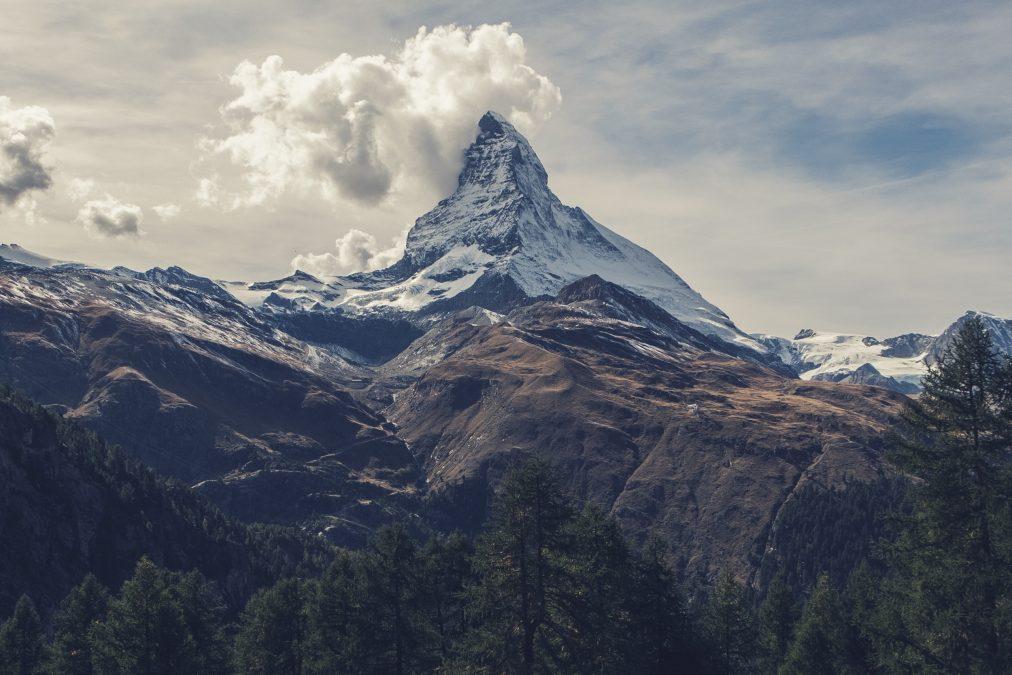 Bild von dem Berg über den du mit unseren Tipps für mündliche Prüfungen steigen wirst