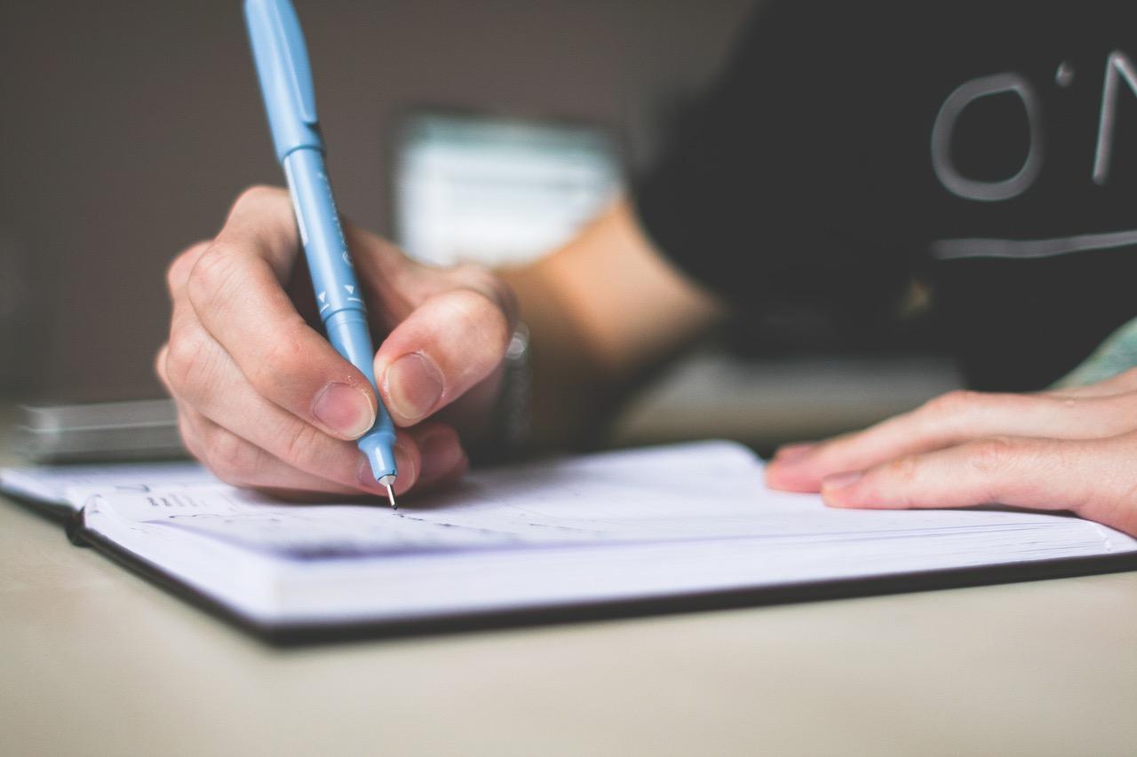 In der Vorlesung mitschreiben – die besten Notizen