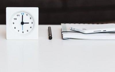 Prokrastination überwinden durch Zeitmanagement